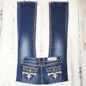Rock Revival Dara Boot Cut Jean's.  Size 29.